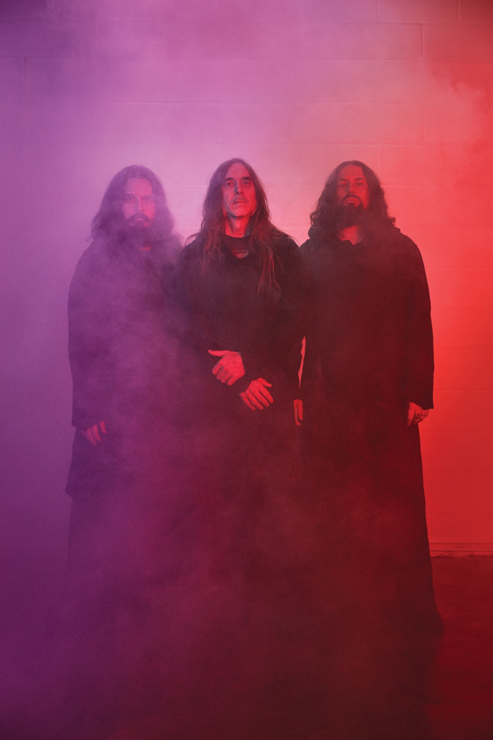 ©2018 SUNN O))) & RONALD DICK