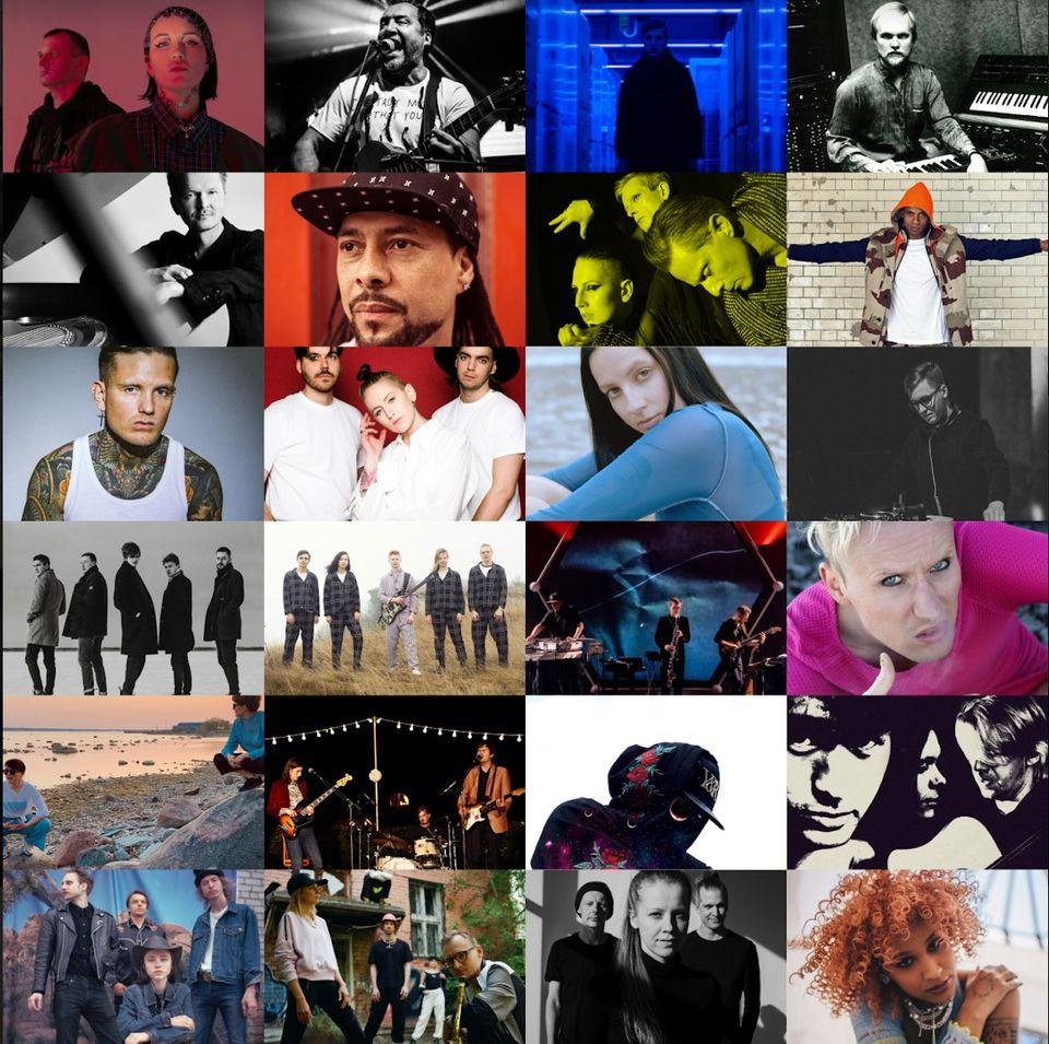 Station Narva 2021 festivali esineb 24 artisti Eestist, Venemaalt, Soomest, Islandilt ja Ühendkuningriigist
